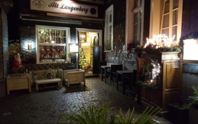 Rockiger Abend im Alt-Langenberg!