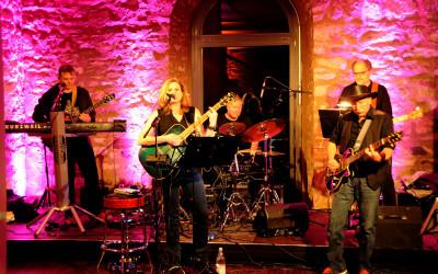 Cränk rockt das Jagdschloss Platte in Wiesbaden!